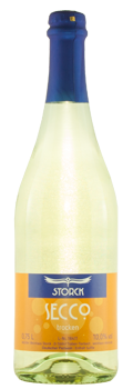 Weißer Secco trocken